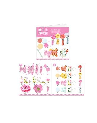 Djeco - Zrób to sam - kwiaty w wazonie DJ07951