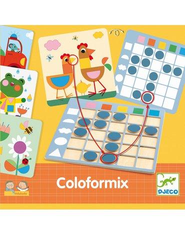 Djeco - Eduludo Coloformix DJ08351