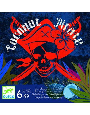Djeco - Gra taktyczna Kokosowy Pirat DJ08460