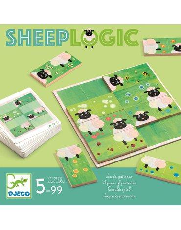 Djeco - Gra logiczna SHEEP LOGIC DJ08473