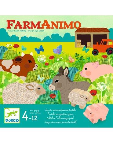 Djeco - Gra kooperacyjna FARMANIMO DJ08483