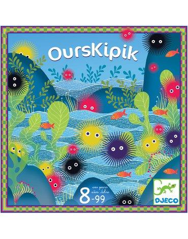 Djeco - Gra taktyczna, planszowa KIPICOT DJ08547