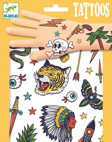 Djeco - Tatuaże BANG-BANG DJ09577