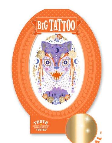 Djeco - Tatuaż MAGICZNA MASKA DJ09601