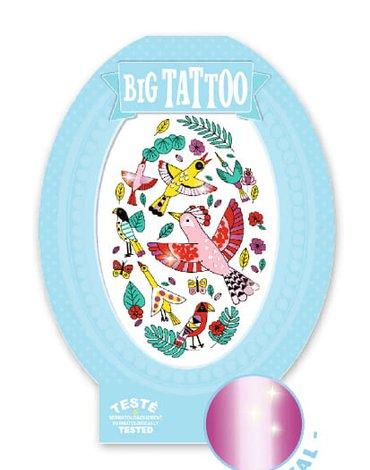 Djeco - Tatuaż PTAKI DJ09603
