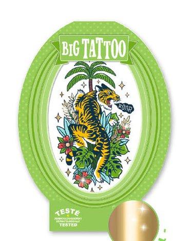 Djeco - Tatuaż TYGRYS DJ09605