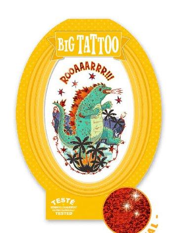 Djeco - Tatuaż GODZILLA DJ09606