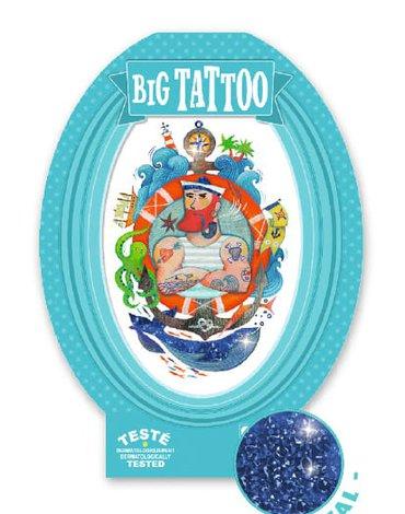 Djeco - Tatuaż MARYNARZ DJ09607