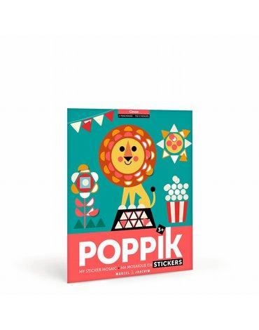 POPPIK - Wyklejanka pikselowa CYRK