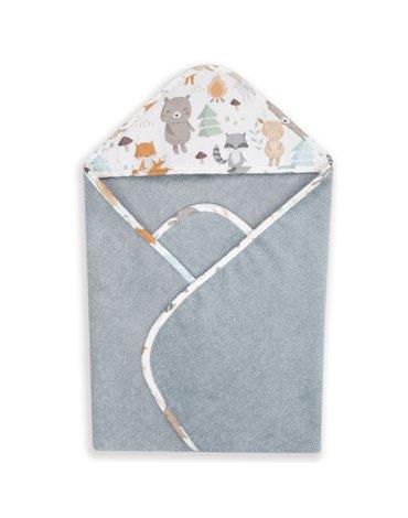 ColorStories - Ręcznik bawełniany Woodland Grey