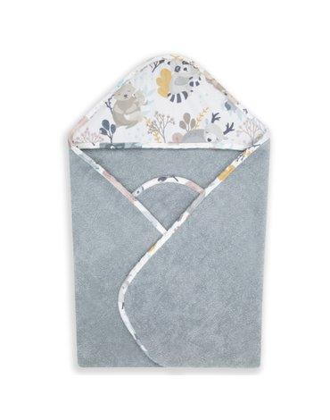 ColorStories - Ręcznik bawełniany Mom and me Grey