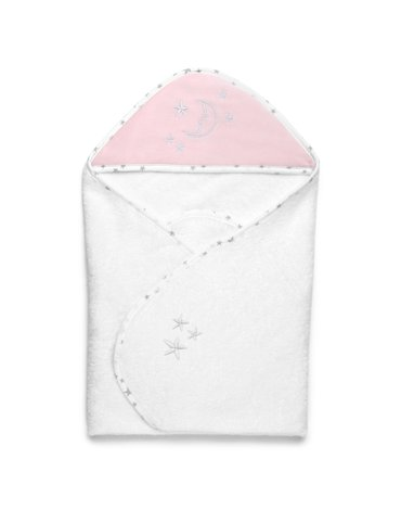ColorStories - Ręcznik z kapturembawełniany TenderTouch Rose