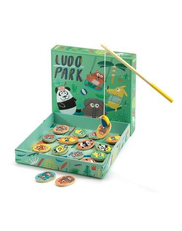 Djeco - Zestaw 4 gier LudoPark DJ01698