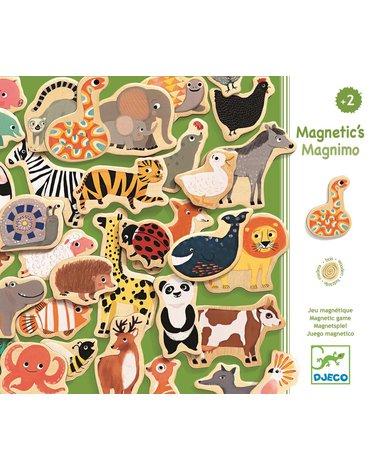 Djeco - Układanka magnetyczna MAGNIMO DJ03124