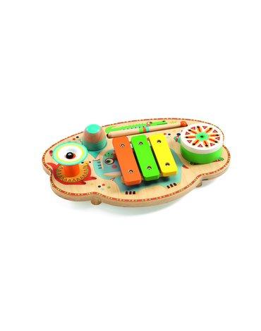 Djeco - Instrument wielofuncyjny MUZYCZNY KARNAWA DJ06027