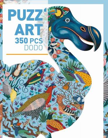 Djeco - Puzzle artystyczne DODO DJ07656