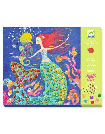Djeco - Mozaika  SYRENY DJ09423