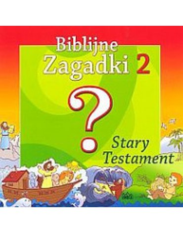 Fides - Biblijne zagadki. Stary Testament. Część 2