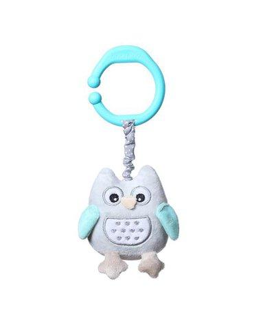 BABYONO - 442 Zabawka dla dzieci z wibracją OWL SOPHIA