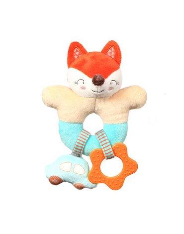 Babyono - 1166 Grzechotka FOX VINCENT