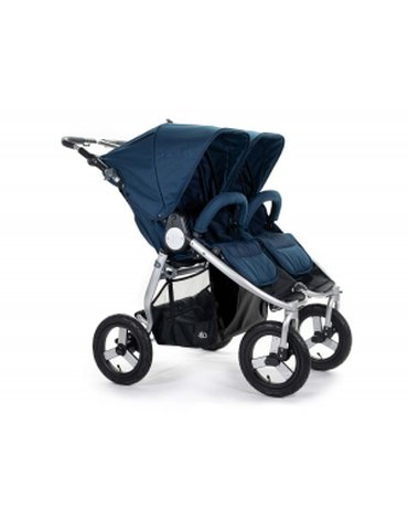 Bumbleride Wózek bliźniaczy Indie Twin (2020) Maritime Blue BUMBLERIDE