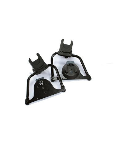 Bumbleride Adapter (dolny) do fotelików Maxi Cosi, Cybex & Clek - wózek Indie Twin