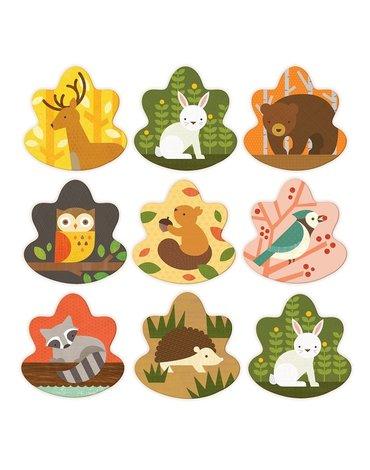 Petit Collage Gra Memory Zwierzęta Leśne