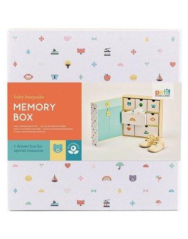 Petit Collage Pudełko Wspomnień