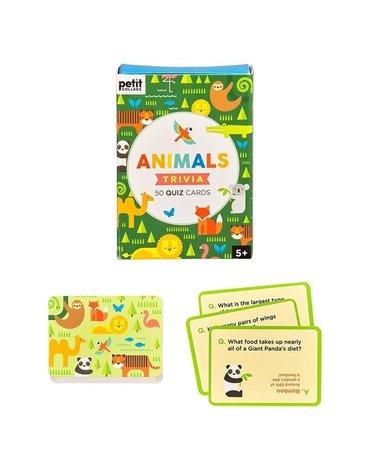 Petit Collage Zagadki Po Angielsku Animals