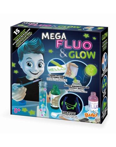 BUKI - Zestaw MEGA FLUO&GLOW 2162
