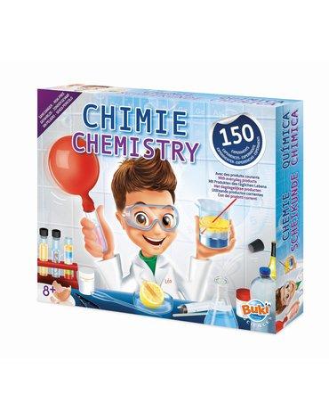 BUKI - Laboratorium chemiczne 150 eksperymentów 8360