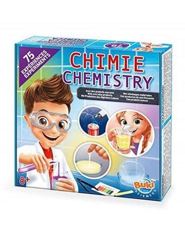BUKI - Laboratorium chemiczne 75 eksperymentów 8363EU