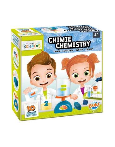 BUKI - Mini lab DOŚWIADCZENIA CHEMICZNE 9002