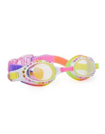 Okulary do pływania, Kokosowe Konfetti, Bling2O