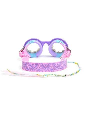 Okulary do pływania Henna, fioletowe, Bling2O