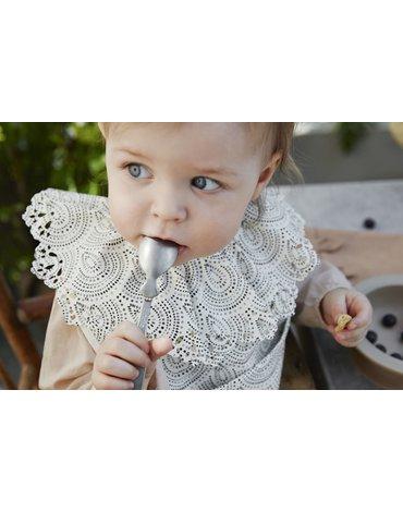 Elodie Details - Łyżeczka do karmienia - Antyczne Srebro