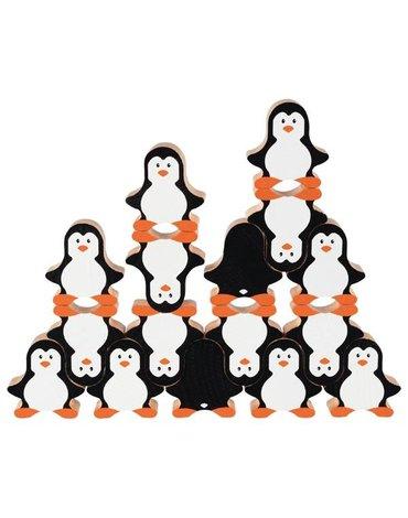 Goki® - Gra i układanka pingwinki