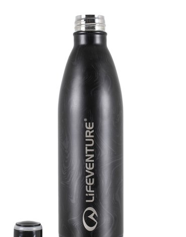 Butelka termiczna Lifeventure - Swirls 750 ml