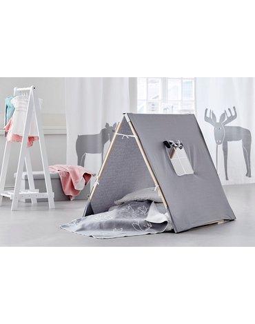 Kids Concept Namiot Składany Szary