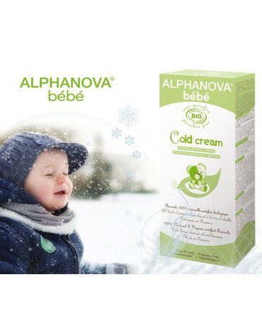 Alphanova Bebe Krem Ochronny na Zimę, cold cream, 50ml