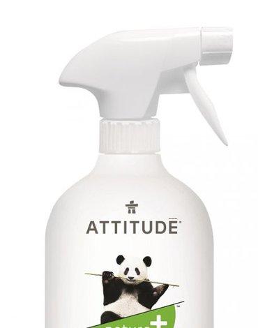 Attitude, Płyn do czyszczenia różnych powierzchni Skórka Cytrynowa (Citrus Zest) 800 ml