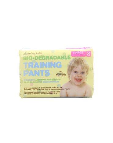 Beaming Baby, size 8, PANTS jednorazowe biodegradowalne pieluchomajtki, L, 15-18 kg, 23 szt.