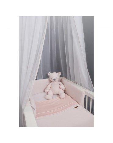 Baby's Only, Classic Przytulanka Miś 35cm, Różowy,  WYPRZEDAŻ -50%