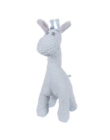 Baby's Only, Sun Żyrafa stojąca, 55 cm, błękitna, WYPRZEDAŻ -50%