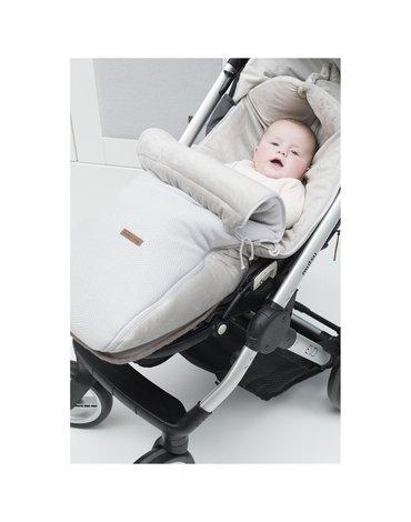 Baby's Only, Classic classic pink, Śpiworek do wózka, różówy,  WYPRZEDAŻ -50%