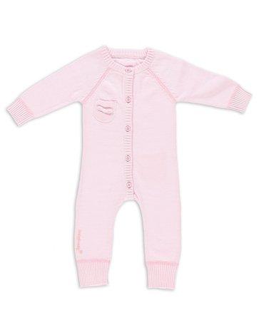 Baby's Only, Pajacyk tkany, Różowy, rozmiar 50/56cm