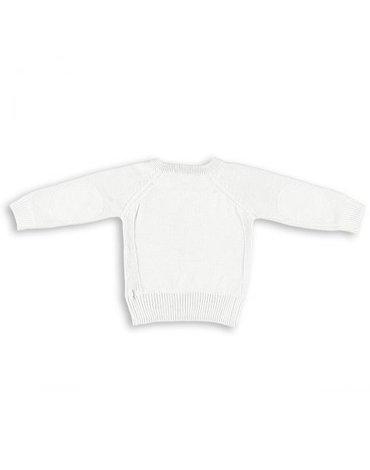 Baby's Only, Sweterek motylkowy Biały, rozmiar 68 SUPER PROMOCJA -50%