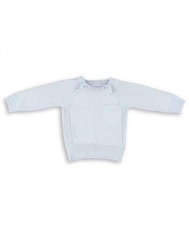 Baby's Only, Sweterek motylkowy Niebieski, rozmiar 50/56