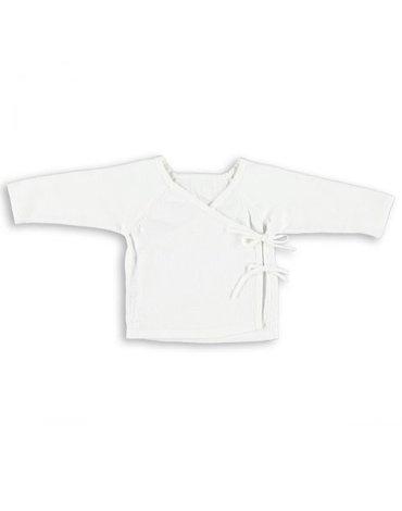 Baby's Only, Sweterek kimono Biały, rozmiar 62