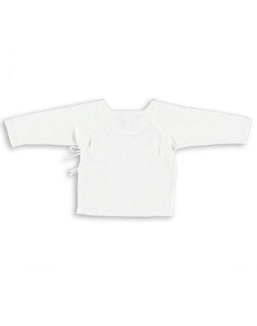 Baby's Only, Sweterek kimono Biały, rozmiar 68